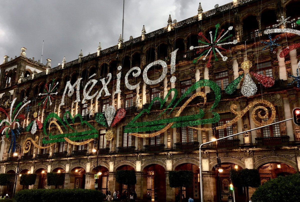 llama de esperanza: Así serán los festejos patrios en el Zócalo - GR