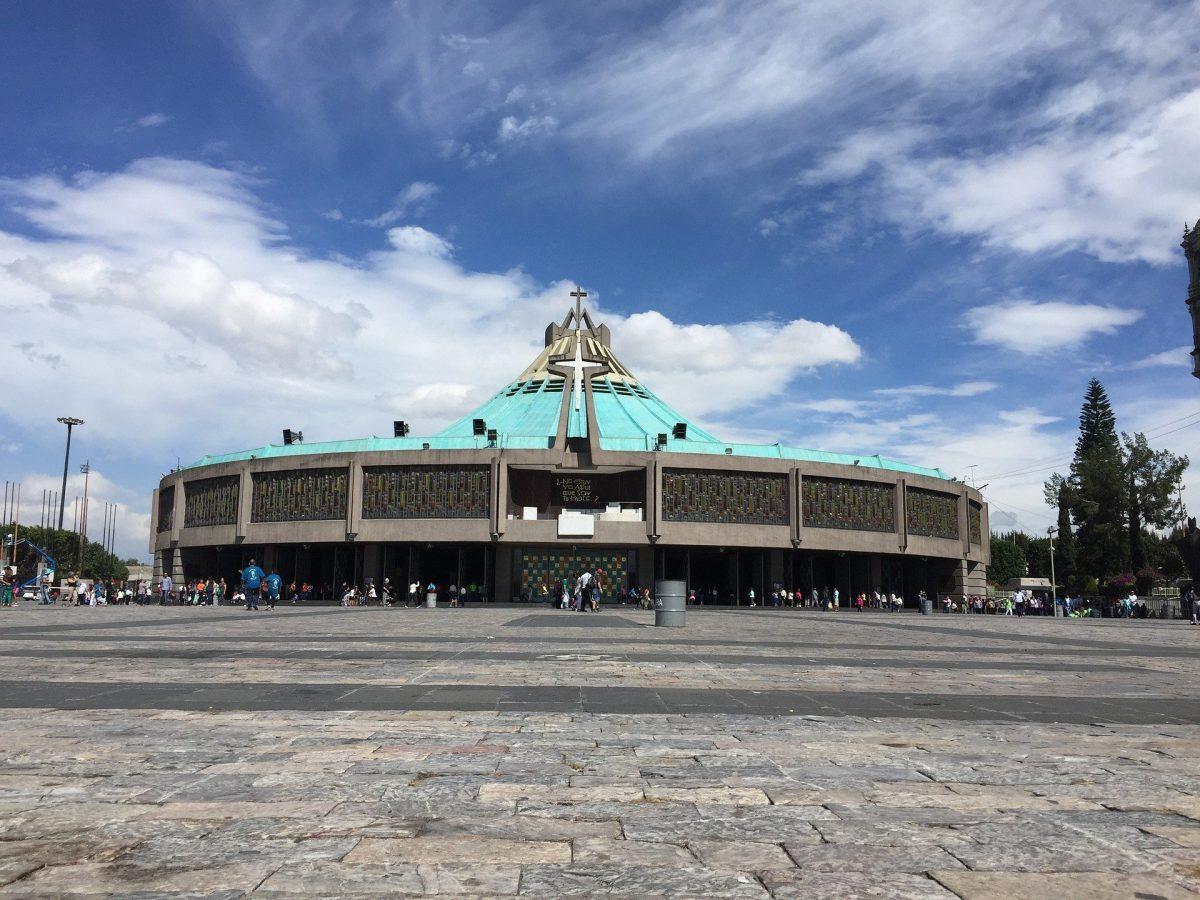Basílica de Guadalupe permanecerá cerrada del 10 al 13 de diciembre para evitar aglomeraciones - GR